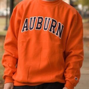 Tops - Auburn Crew Neck Sweatshirt
